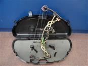 "Hoyt Carbon Element RKT 28"" 60-70lb Right Handed Compound Bow w/ Plano Case"